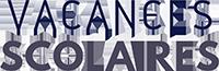 Vacances scolaires Logo